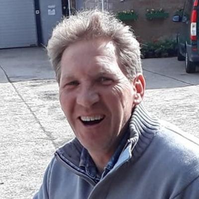 Peter - team member gambia