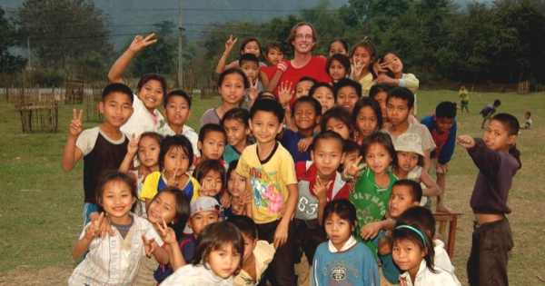 Volunteer Abroad Alliance - History - Ward in Laos