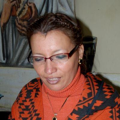 Volunteer in Ecuador - Sandra