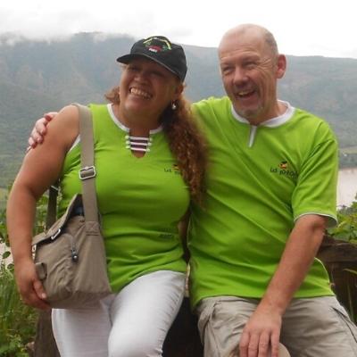 Yvo & Marita team members volunteer abroad alliance
