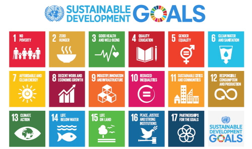 How Do We Fit In The Sustainable Development Goals?