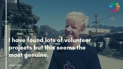 Vrijwilligerswerk in het buitenland - review