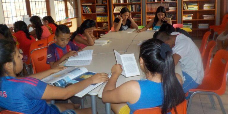 Community Work in Peru