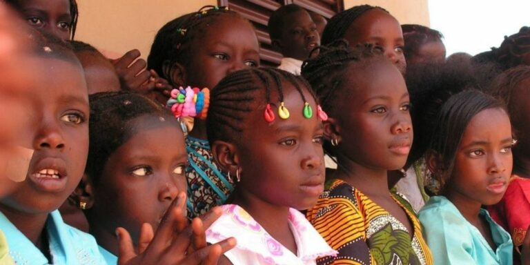 primary education in Senegal