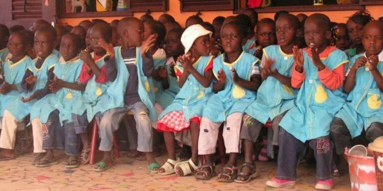 Volunteer Abroad Alliance - Senegal - Warang - Toddlers