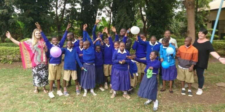 Occupational Therapy in Tanzania