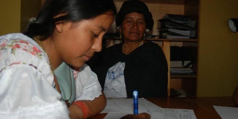Help NGO Ecuador