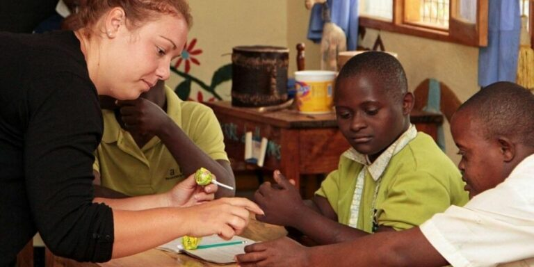 Care projects abroad