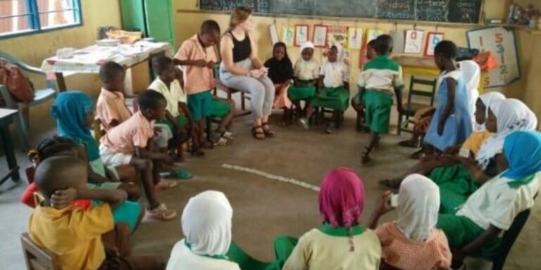 preschool education in Ghana