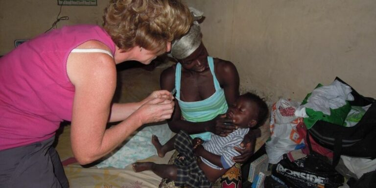 Paramedical Assistance in Gambia
