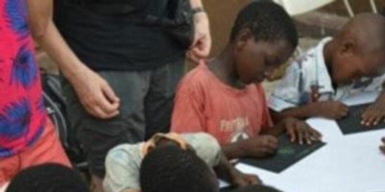 Homework guidance primary education in Ghana
