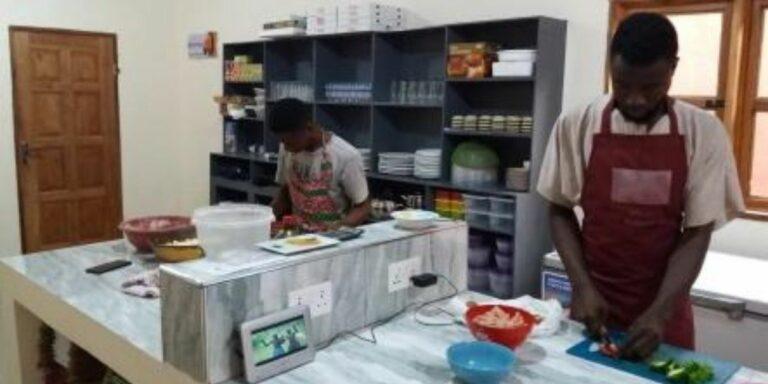 catering in Ghana