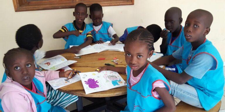 volunteer abroad alliance - senegal - warang - Primary education for deaf children
