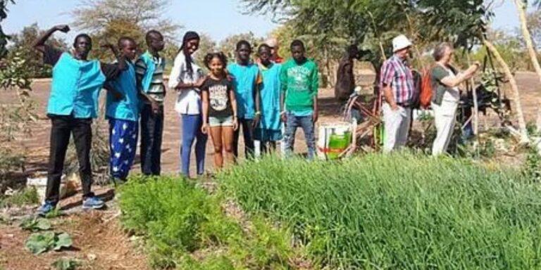 permaculture in Senegal