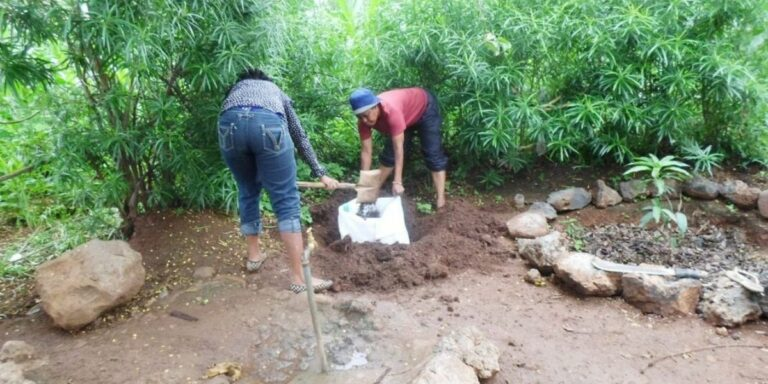gardening in Tanzania